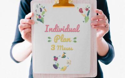 Plan Individual Trimestral