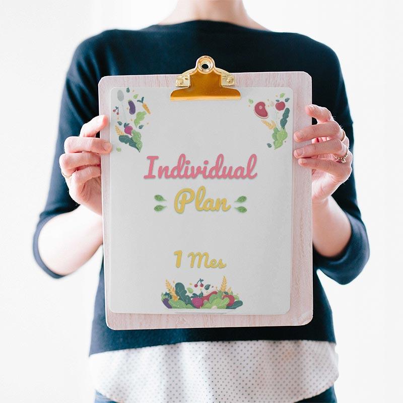 Plan Individual Mensual