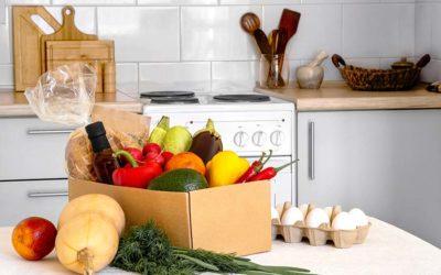 Alimentación saludable durante el confinamiento