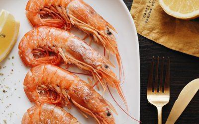 Ventajas nutricionales del marisco