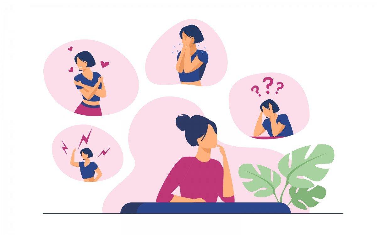Estrés, ansiedad y emociones