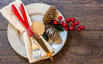 Consejos para unas Fiestas Navideñas sanas